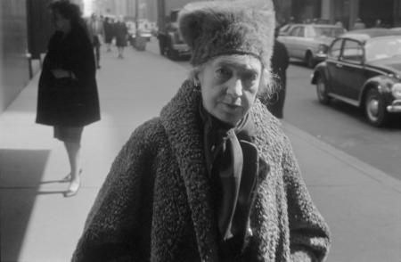 1966 New York City woman in winter hat.jpg