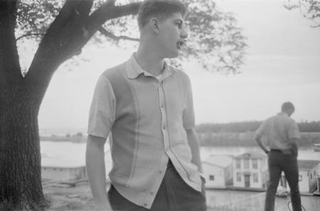 1967 Memphis,Tenn Two men along river.jpg